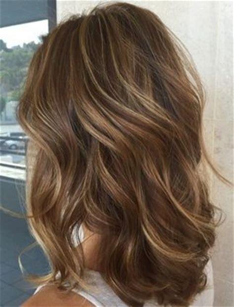 light brown hair with caramel highlights on americans best 25 rainbow hair highlights ideas on pinterest