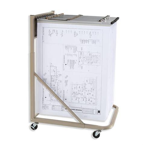 Blue Print Rack by Blueprint Storage Rack Cutting Mats Net Drafting Tools