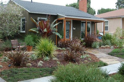 drought tolerant backyard designs landscaping without grass