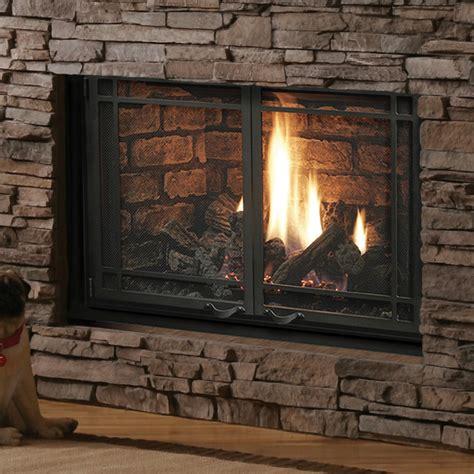 Wood Burning Direct Vent Fireplace by Kingsman Hbzdv3624 Direct Vent Fireplace