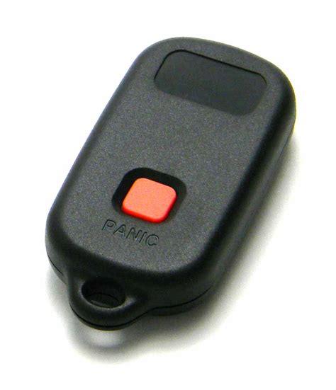 2001 Toyota Corolla Keyless Entry Remote 2003 2008 Toyota Corolla Key Fob Remote Gq43vt14t 89742