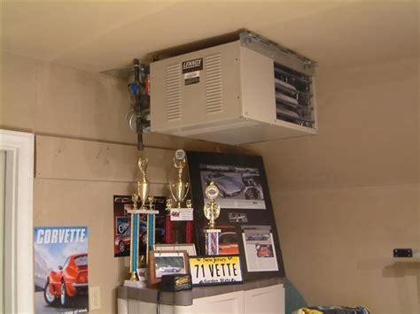 Lennox Garage Heater by Garage Heaters Furnace Corvetteforum Chevrolet