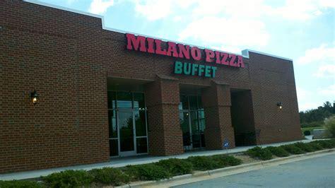 Milano Pizza Review Greensboro Nc Buffet Greensboro Nc
