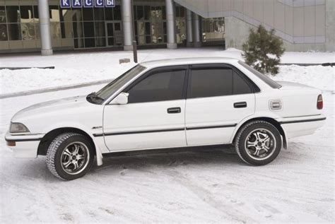 1989 Toyota Carolla 1989 Toyota Corolla Pictures For Sale