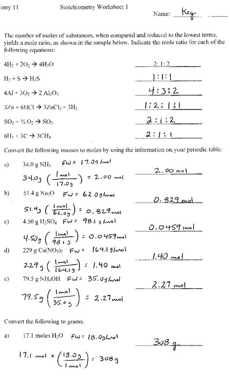 introduction to chemistry section 1 1 answers chemistry 11 answer key