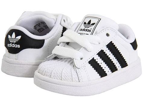 Adidas Original Toddler Shoes by Adidas Originals Superstar 2 Infant Toddler Running White Zappos Free Shipping