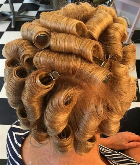 hair look on pinterest 62 pins pin by rick locks on curls pinterest hair curlers rollers