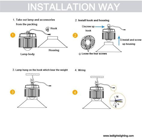 high bay light wiring diagram wiring diagram with