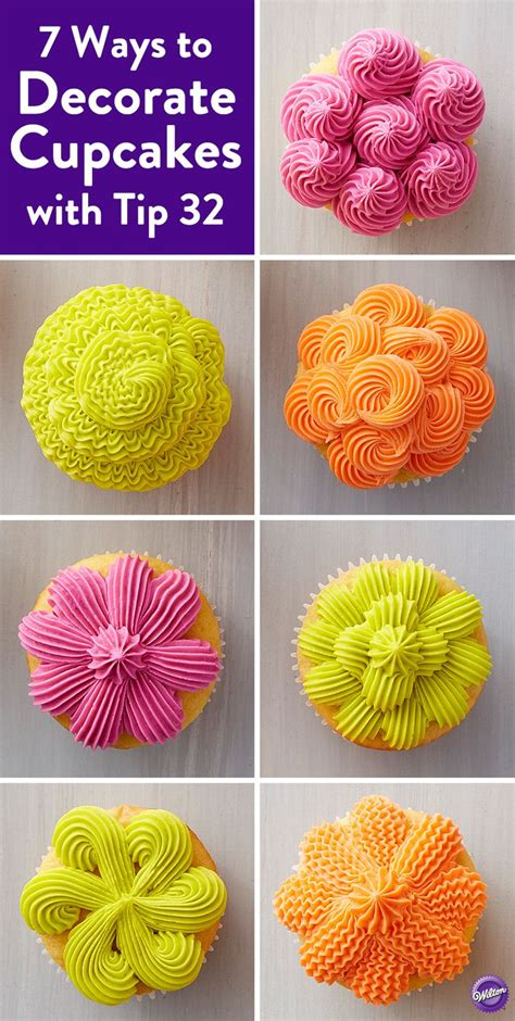 decoration tips 25 best ideas about cupcakes decorating on