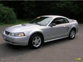 2001 Mustang Gt Black 1999 Silver Metallic Ford Mustang Gt Coupe 33606604 Gtcarlot Com Car Color Galleries