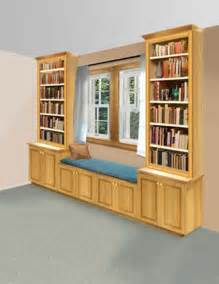 bookcase with reading nook build a book nook and window seat diy mother earth