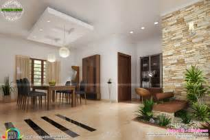 interior decoration of homes house interiors by r it designers kerala home design and
