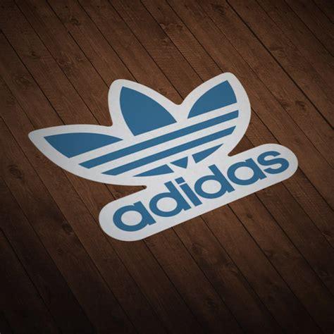 Adidas Fullcolor sticker surf skate adidas 2 muraldecal