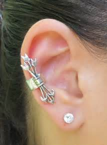 ear cuff jewelry silver quiver and arrows ear cuff marty magic store