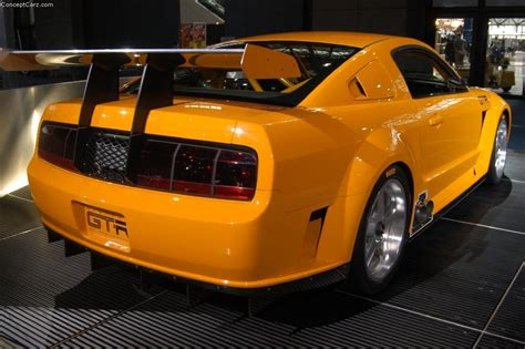 2005 ford mustang gt r images photo ford mustang gtr