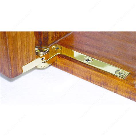 Knife Hinges For Cabinets by Knife Pivot Hinge Heavy Duty Richelieu Hardware