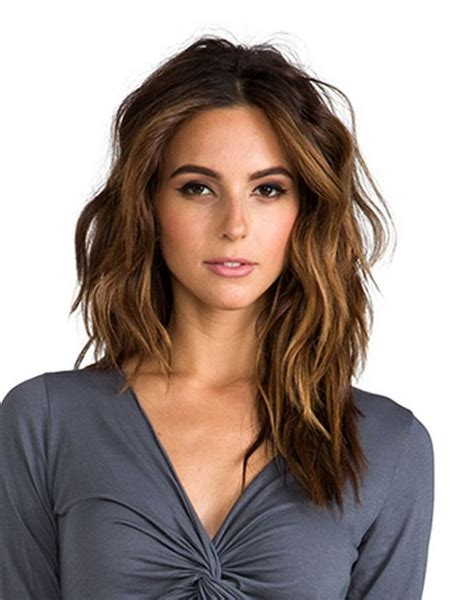short haircusts for fine sllightly wavy hair the best low maintenance haircuts for your hair type
