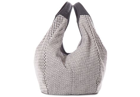toms sequoia woven hobo bag in black lyst