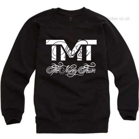 Hoodie The Money Team the money team tmt mayweather sweatshirt