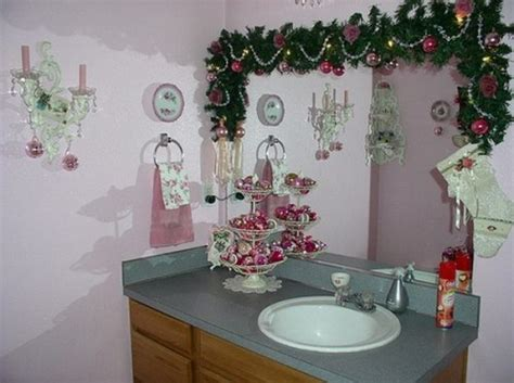 how to decorate bathroom for christmas 5 guides for