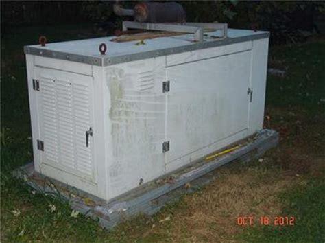 onan 15 jc or 15 odjc or 15 djc generator housing custom