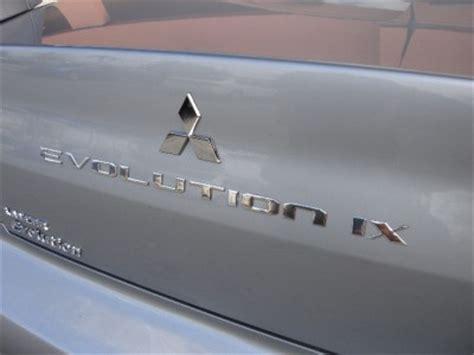 Emblem Racing Ralliart Chrome Blok rear chrome trunk badge evo 8 9 x evo 8 9 exterior parts evo 8 9 exterior exterior