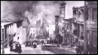 earthquake of 1906 the great 1906 san francisco earthquake
