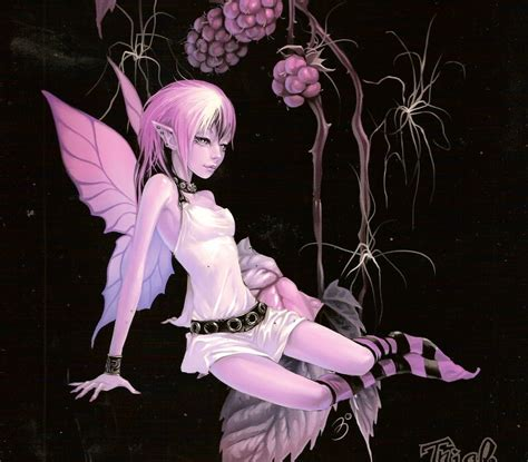 imagenes mariposas goticas hadas y mariposas