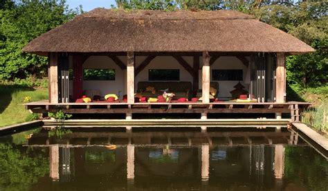pavillon teich kostenlose foto h 252 tte teich betrachtung meditieren