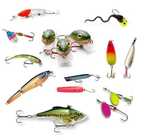fishing names image gallery names of fishing lures