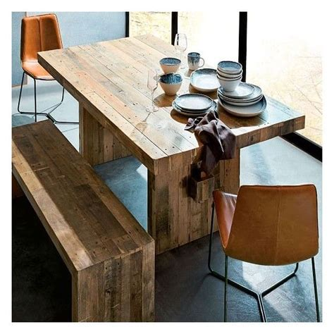 West Elm Rustic Dining Table 16 Best Emmerson Reclaimed Wood Dining Table Images On Reclaimed Wood Dining Table