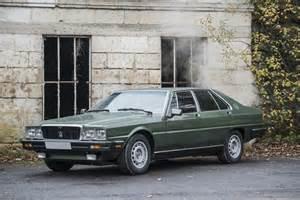 1984 Maserati Quattroporte 1984 Maserati Quattroporte Quattroporte 4 9 Ex Roi Du