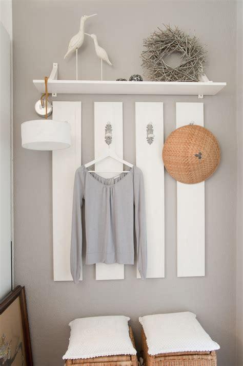 garderobe skandinavisch tipps zur gestaltung des flurs wohnung einrichten