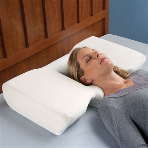 Sleeping Without Pillow Neck by Neck Relieving Pillow The Green