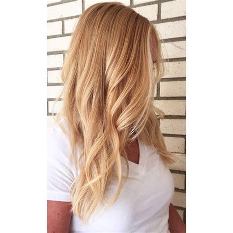 Blonda Frisyrer Med Slingor by 25 B 228 Sta Blonda Slingor Id 233 Erna P 229 Blonda