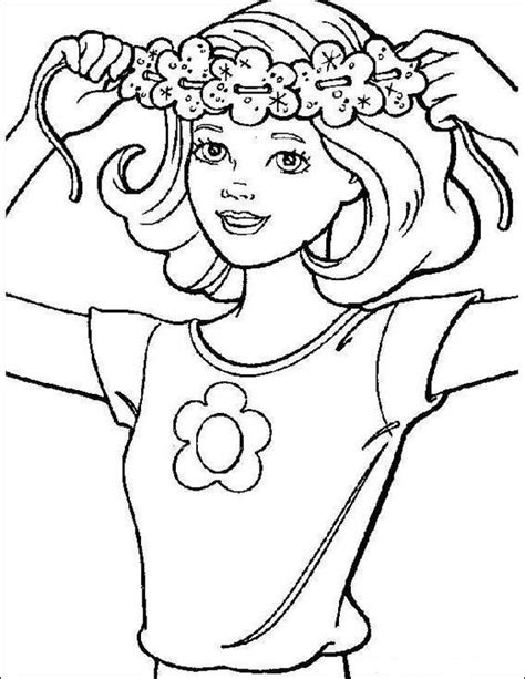 flower power skipper coloring pages pinterest