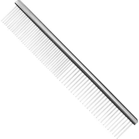 laube metal finishing comb 7 quot 1 quot teeth la12003 from pou