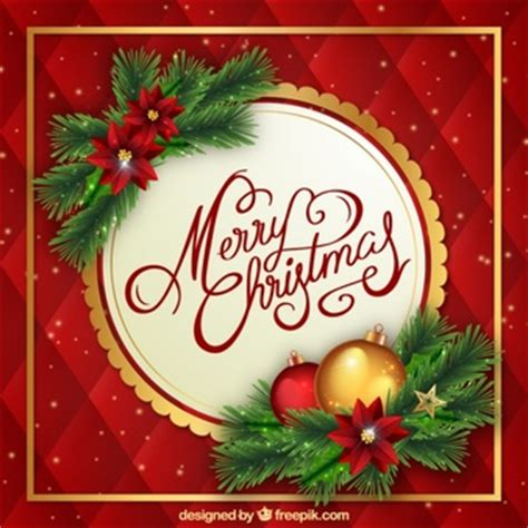 christmas flower vectors photos and psd files free download