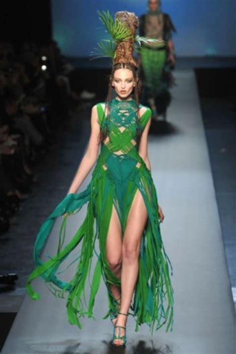 fashion themes related to nature 3 more halloween costume ideas inspired by the runways