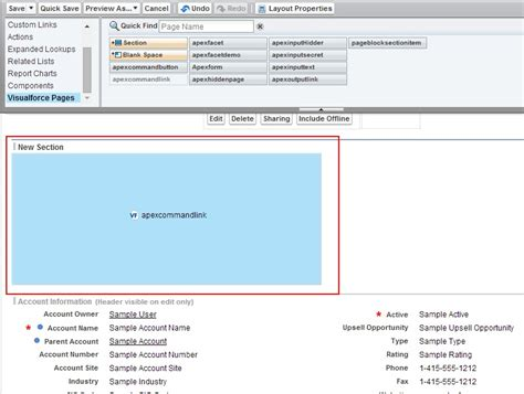 page layout questions in salesforce embedding visualforce page in page layouts salesforce com