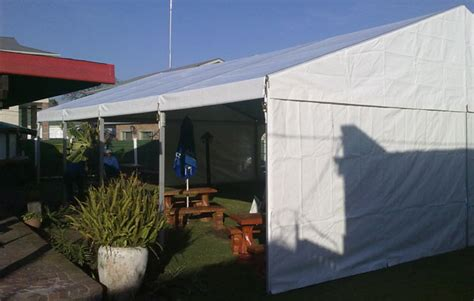 marquees alluhall frame garden routes wedding event