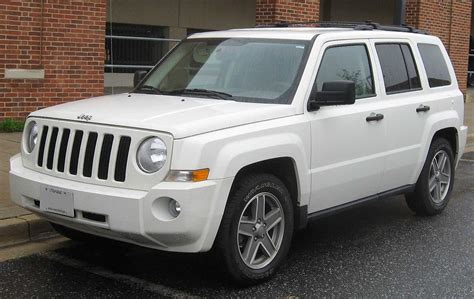 patriot jeep jeep patriot wikipedia