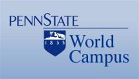 Pennsylvania State World Cus Mba by Penn State Sustainability Degree