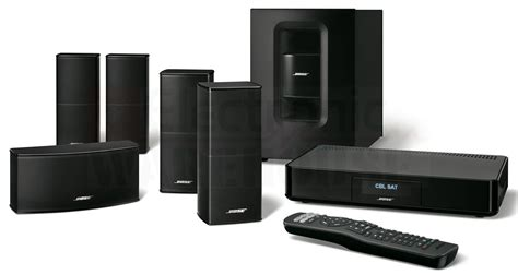 Home Theater Bose Bose Cinemate 520 Home Theater System Your Electronic Warehouse