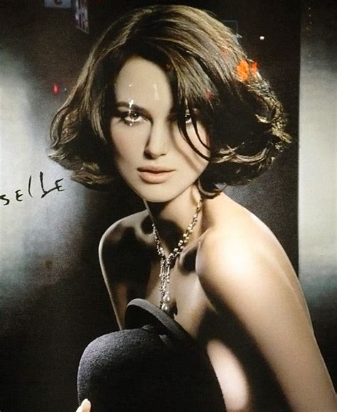 Keira Knightley Is The New Of Coco Mademoiselle by 301 Moved Permanently