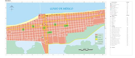 mapa de progreso 2016 map of progreso full size