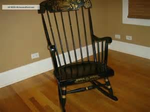 Black Rocking Chair Nursery Antique Furniture Rocking Chair Www Galleryhip The Hippest Pics