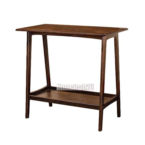wooden console table wooden decoration side table wood console table decor