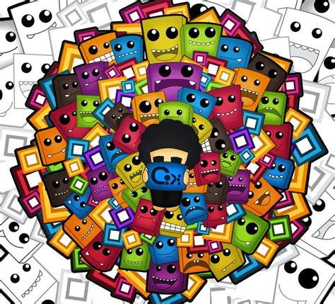 doodle warna wallpaper doodle berwarna impremedia net