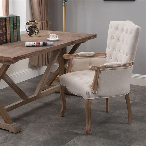 single wooden dining chair american style solid wood house chair retro european